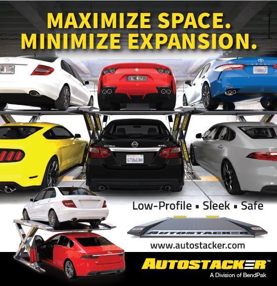 Bendpak - Maximize Space. Minimize Expansion.