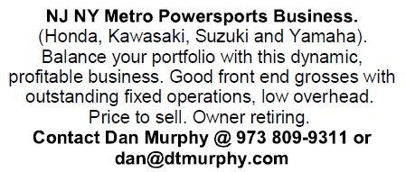 NY NJ Metro Powersports Business