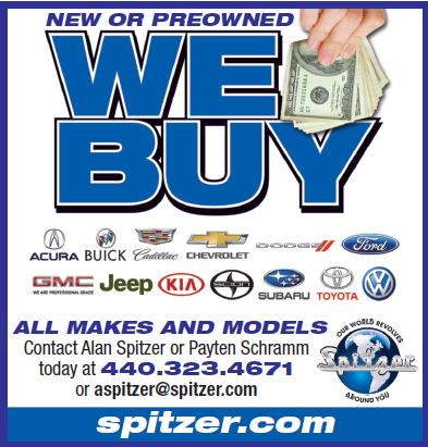 WE BUY NEW VEHICLES UP TO $1000 OVER