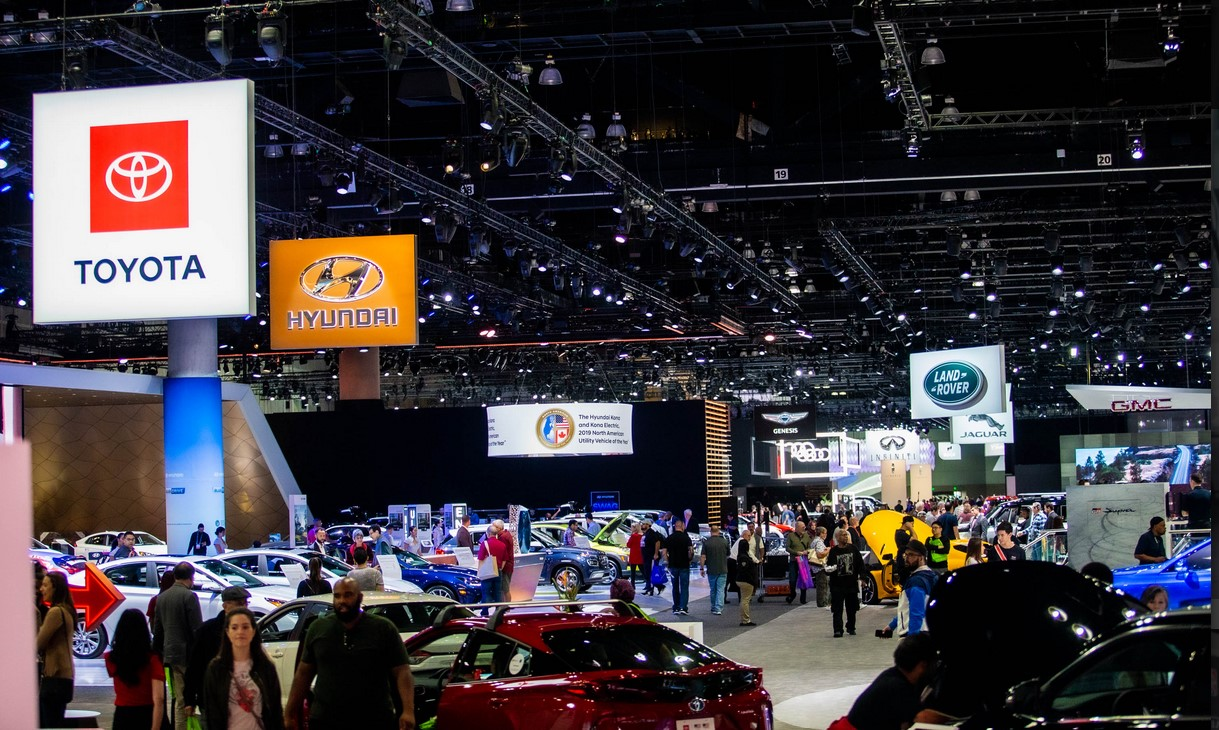 2022 Auto Show Calendar.L A Auto Show Will Move To May Create Spring Blitz Of Big Events