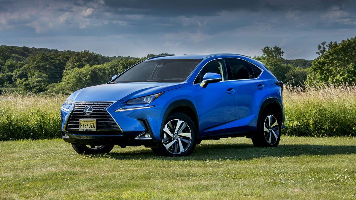 Toyota to produce lexus nx at canada plant