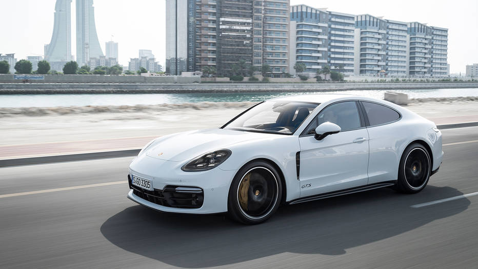 Porsche Panamera Coupe Cabrio In The Works Report Says