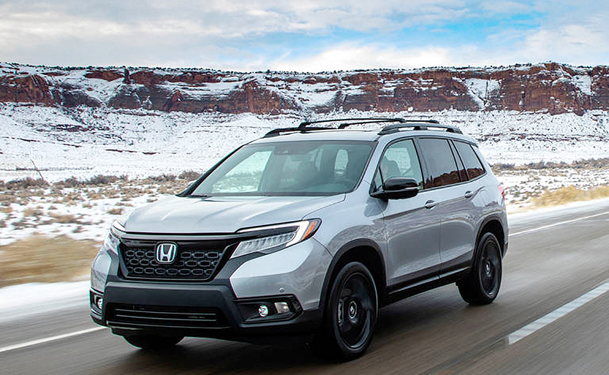 2019 Honda Passport First Drive