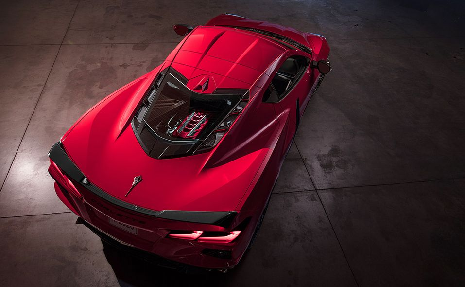 2020 Corvette: GM gambles with midengine layout in biggest