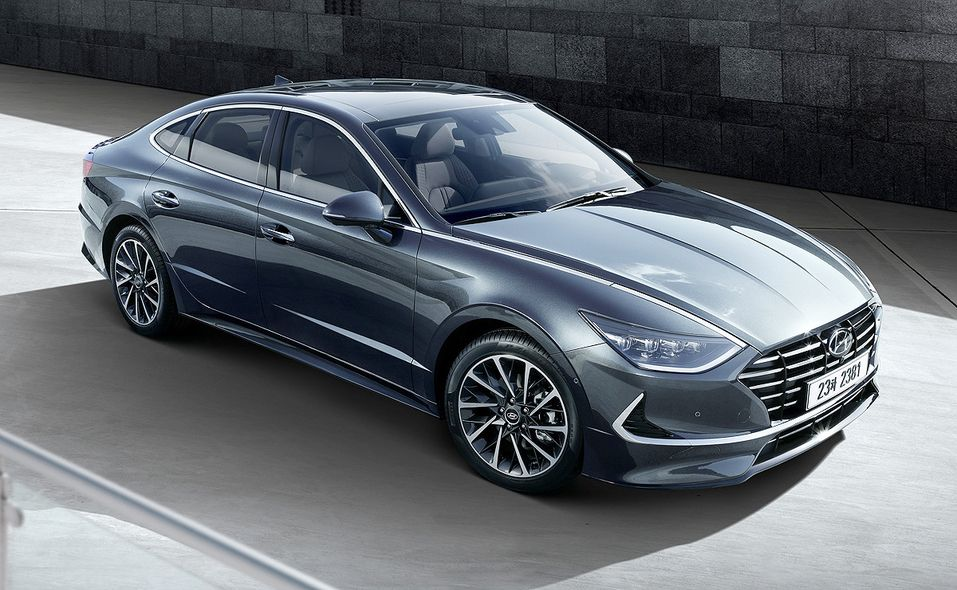 2020 North American Car of Year finalist: Hyundai Sonata