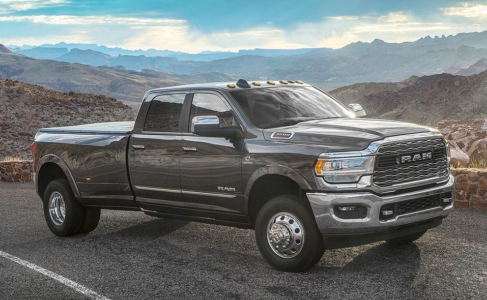 2020 North American of Truck Year finalist: Ram Heavy Duty