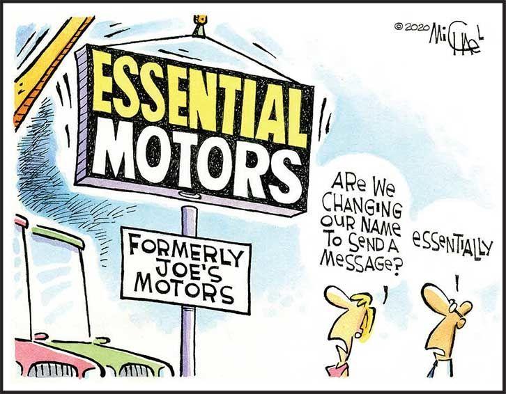Essential Motors