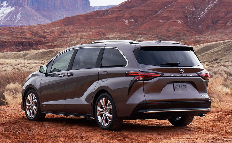 2021 toyota sienna photo gallery 2021 toyota sienna photo gallery