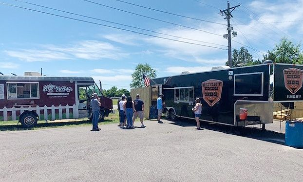 The dealership also helped local restaurants affected by COVID-related shutdowns publicize the availability of pickup and delivery options and allowed some to operate food trucks in its parking lot.