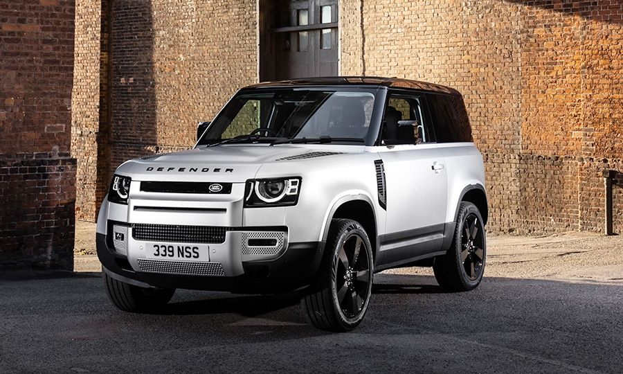 2021 Utility Vehicle of the Year finalist: Land Rover Defender