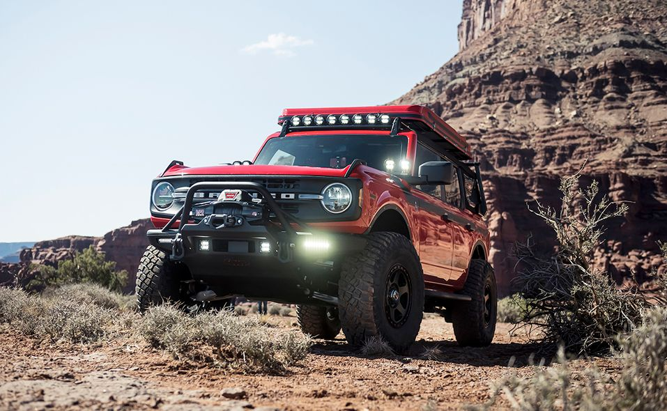 Ford Bronco ARB 4x4