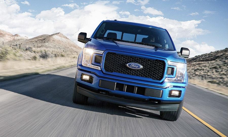 2017 F250 Diesel Mpg >> Ford Adds Diesel New V 6 To Enhance F 150 Mpg For 18
