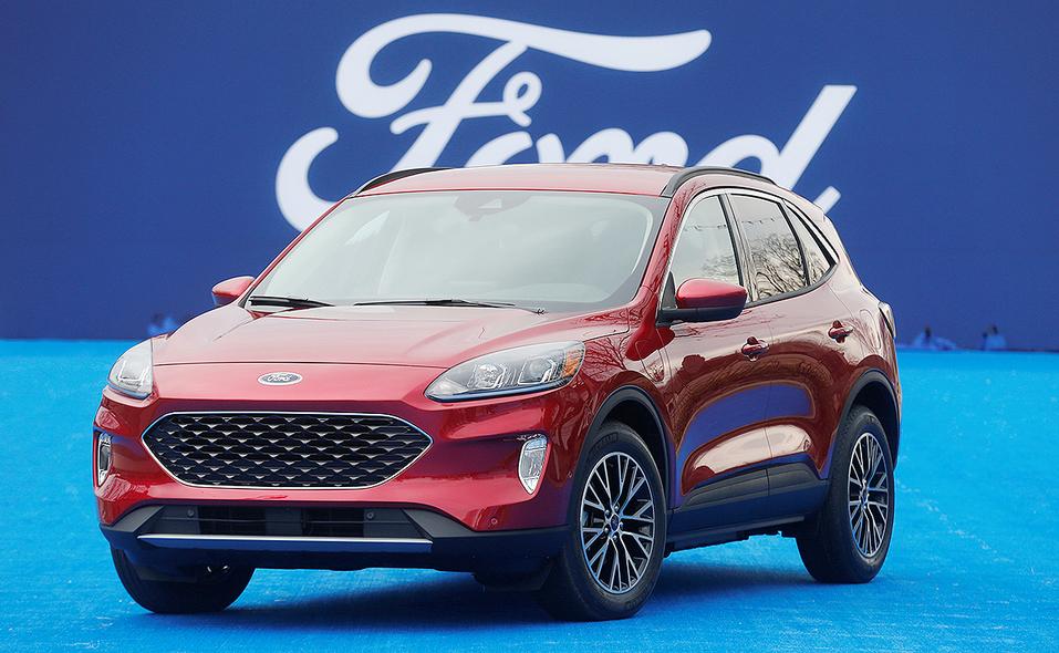 2020 Ford Escape Plug In Hybrid