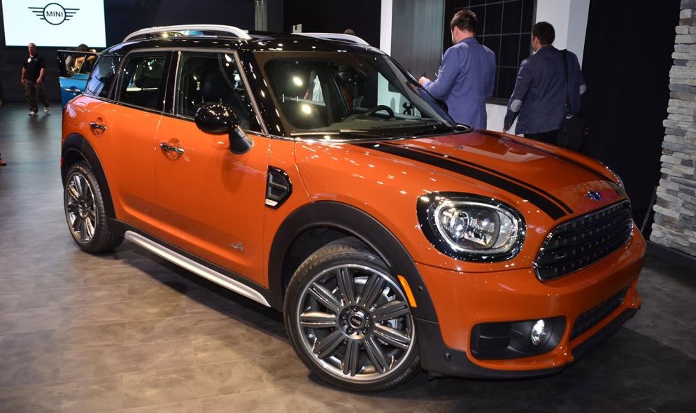 2017 Mini Cooper Countryman Becomes Biggest In Brand History