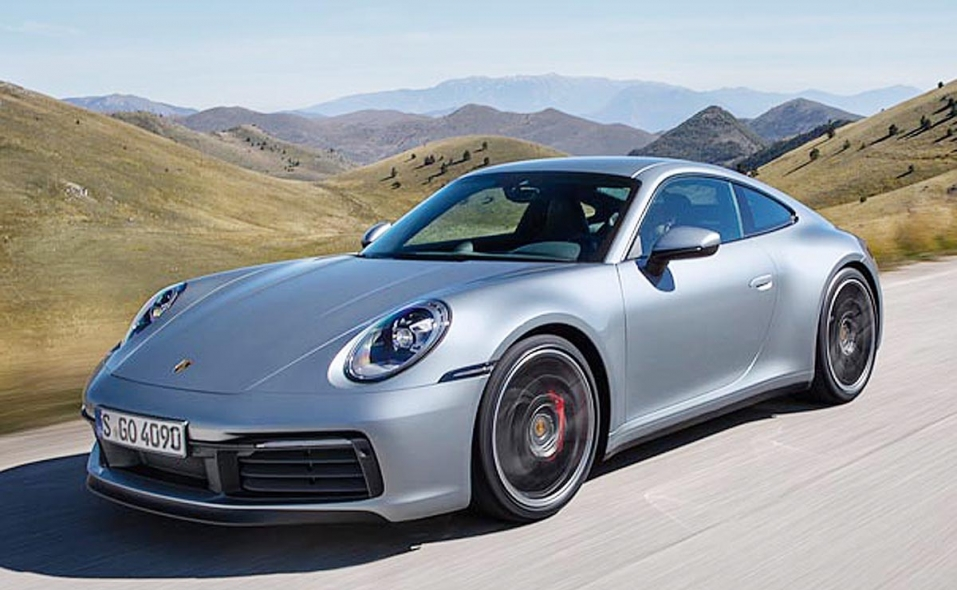 Porsche Boosts Hp On Retooled 911