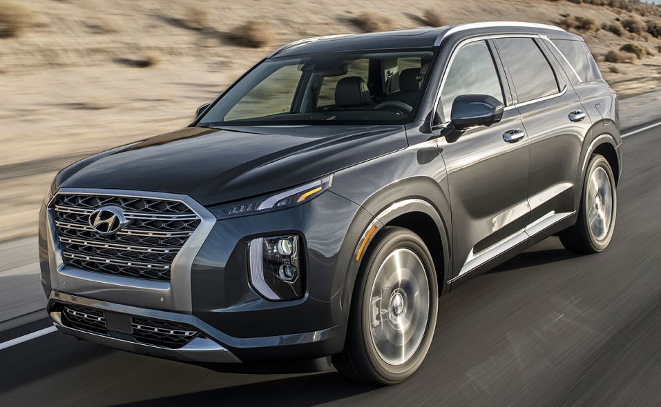 Hyundai Fortifies Top Of Light Truck Lineup With 2020 Palisade