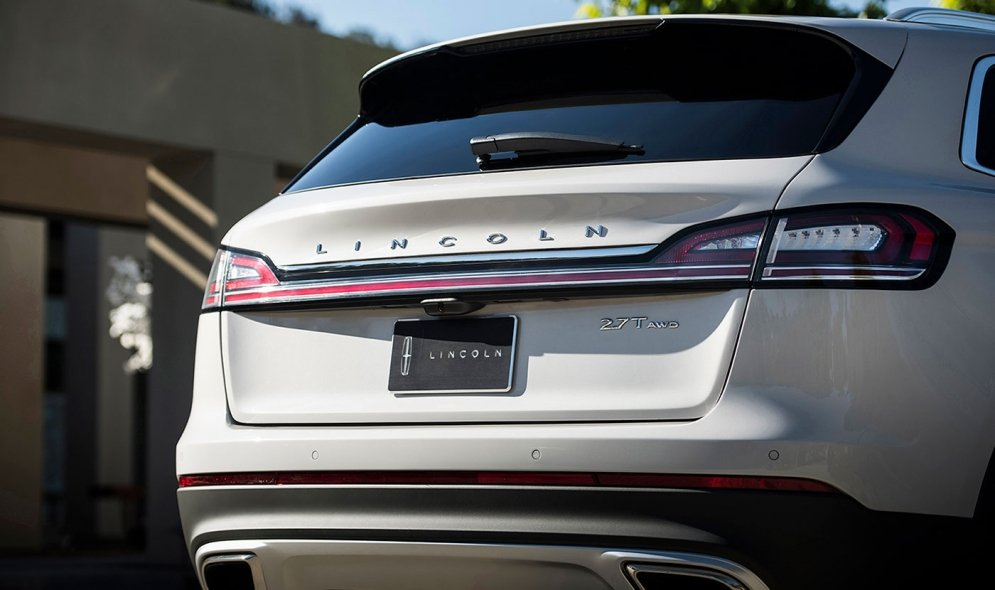 2019 Lincoln Nautilus Gets Higher Price With New Name Updates