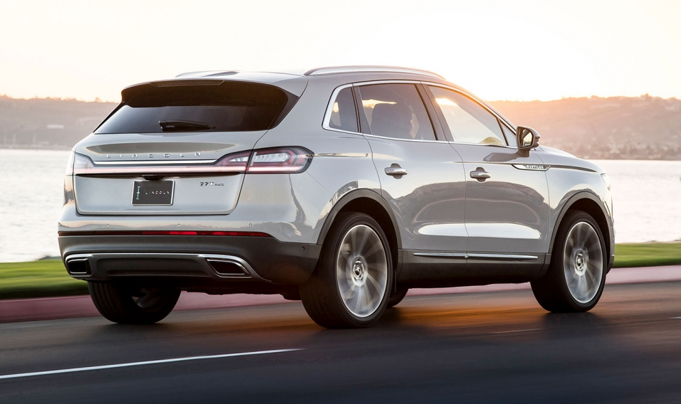 Lincoln Rebrands Mkx As Nautilus As Brand Drops Confusing Mk Name