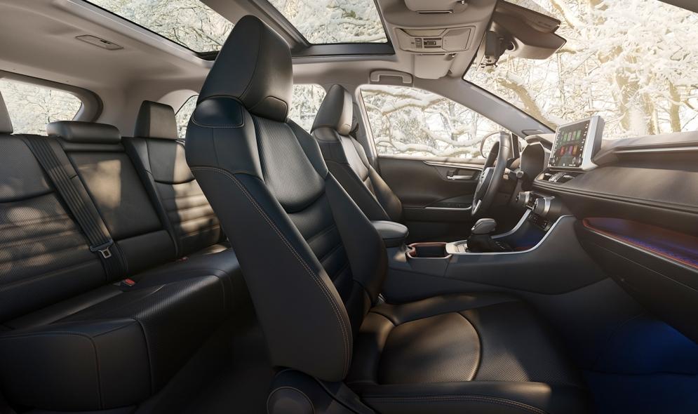 Toyota S 2019 Rav4 Gets More Trims Power