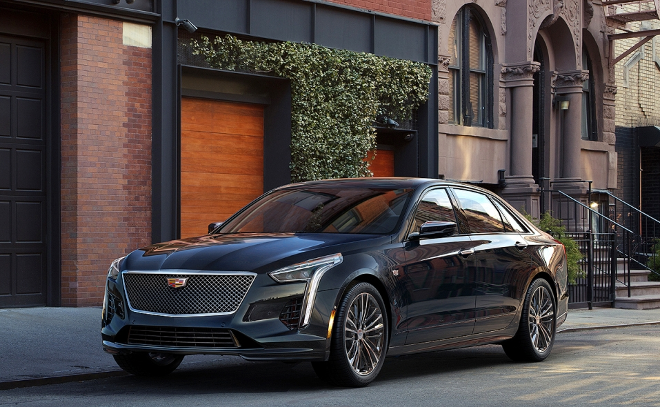 2019 CT6 debuts Cadillac-exclusive twin-turbo 4 2-liter V-8