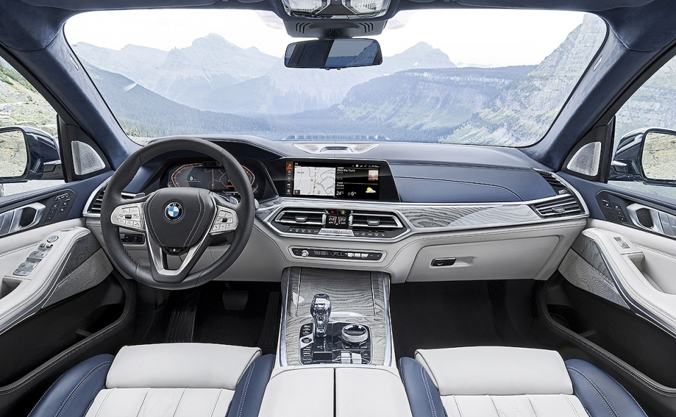 2020 BMW X7 And X7M Price >> Bmw X7 To Start At 74 895
