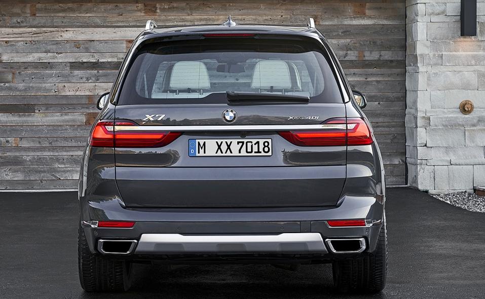 BMW X7 to start at $74,895