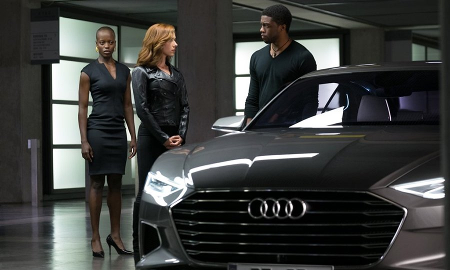 Universe Auto Sales >> Audi S Marvel Tie In Helped Propel The Brand