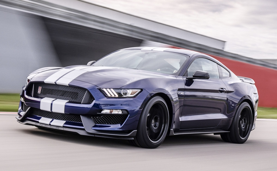 a9a29db1bb Ford s 2019 Mustang Shelby GT350 faster