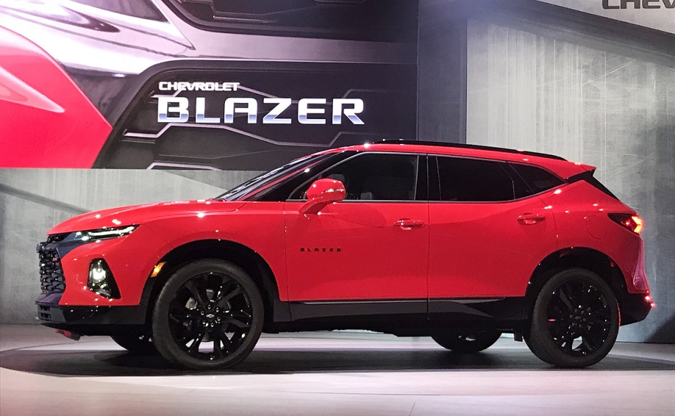 2019 Chevy Blazer To Start At 29995