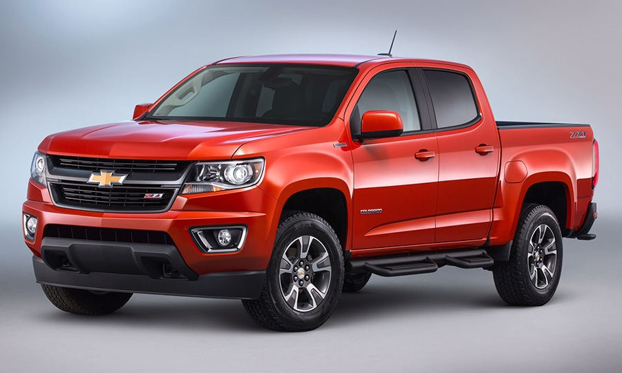 Chevy Colorado Gmc Canyon Sels First Pickups To Top 30 Mpg On Highway