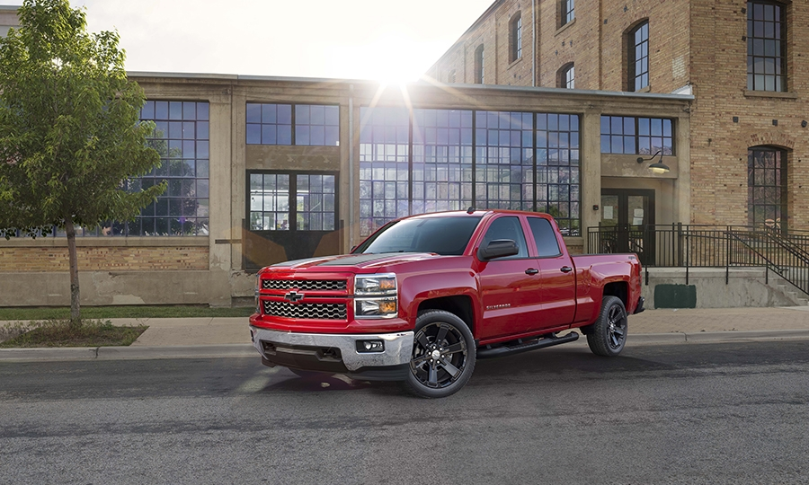Chevy Models 2015 >> 2015 Chevy Silverado To Offer More Pizzazz On High Volume Models