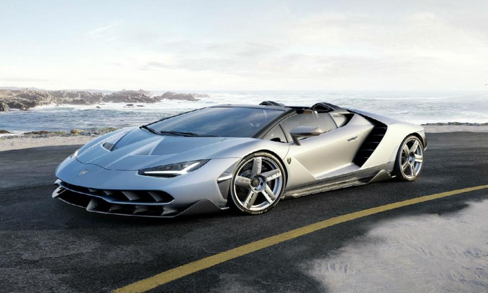 Lamborghini S 2 3 Million Centenario Roadster Sold Out Before Debut