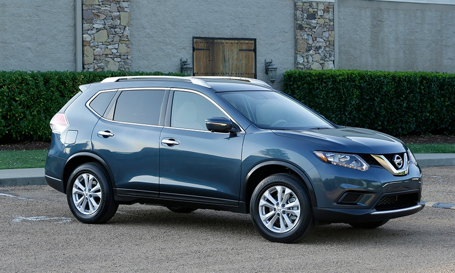 Nissan Rogue 3Rd Row >> Nissan Rogue Gets Third Row Of Seats For 2014 Improved Mpg