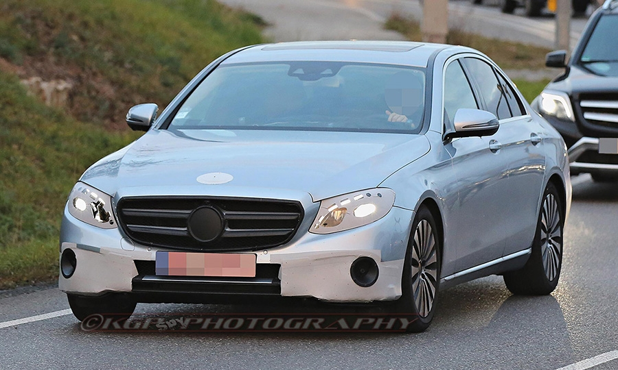 Fabulous 2017 Mercedes Benz E Class Borrows Styling Cues From S Class Flagship Wiring Cloud Philuggs Outletorg