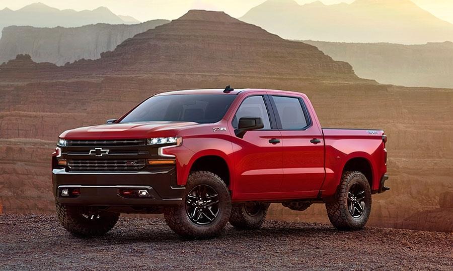 2019 Chevy Silverado excels in engineering