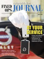Fixed Ops Journal 6-15-20