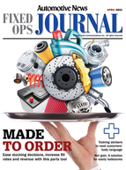 Fixed Ops Journal 4-12-21