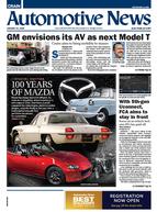 Automotive News 1-27-20