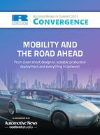 Ricardo Mobility Summit 2021: Mobility and The Road Ahead