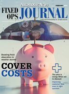 Fixed Ops Journal 2-8-21