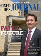 Fixed Ops Journal 6-14-21