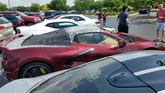 2020 Chevy Corvette convertible