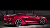 2020 Chevrolet Corvette side