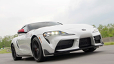 2020 North American Car of Year finalist: Toyota Supra