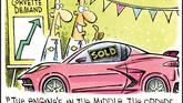 Corvette demand