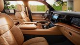 2022 Jeep Grand Wagoneer front seats