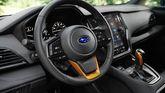2022 Subaru Outback Wilderness interior