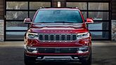 2022 Jeep Wagoneer front