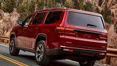2022 Jeep Wagoneer rear quarter