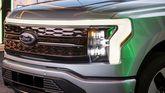 2022 Ford F-150 Lightning headlight